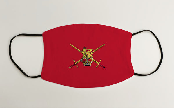 Red Army Ensign Military Face Mask Covering