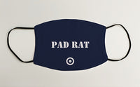 Pad Rat RAF Military Face Mask Covering
