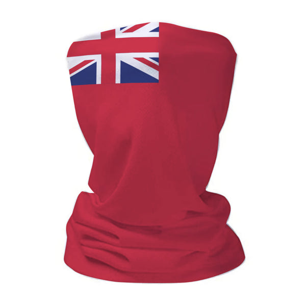 Merchant Navy Ensign Military Snood Face Mask Covering
