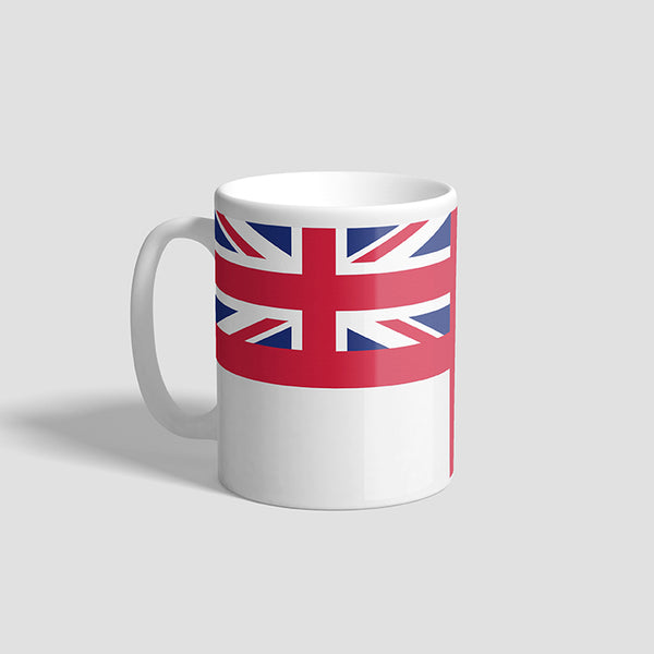 Navy Ensign Ceramic Military Mug