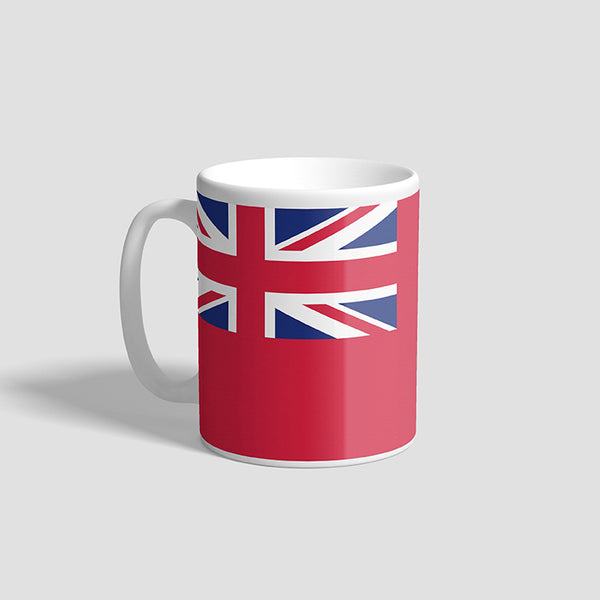 Merchant Navy Ensign Ceramic Military Mug