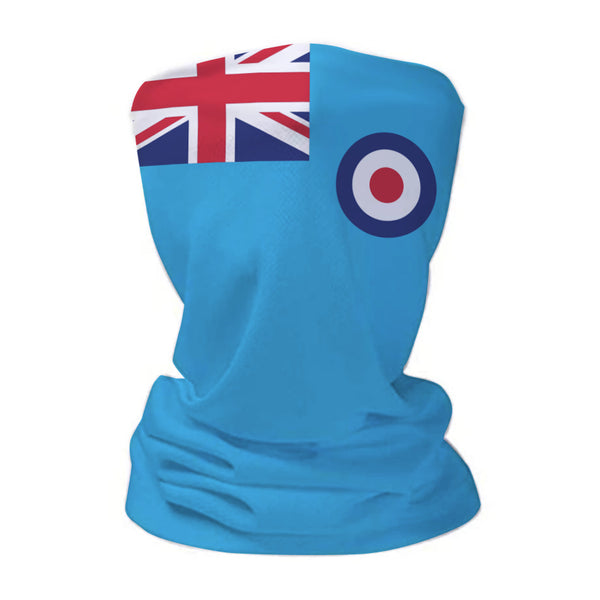 RAF Ensign Military Snood Face Mask Covering