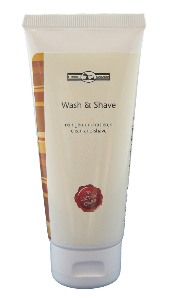 10454 Wash and Shave Enjuague Facial Golddachs