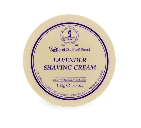 Taylor Shaving Cream 150g Bowl Lavender