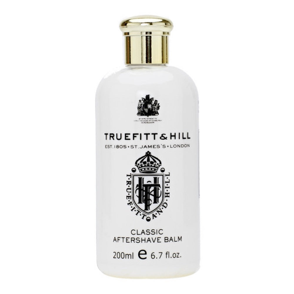 TRUEFITT 200ML CLASSIC AFTERSHAVE BALM