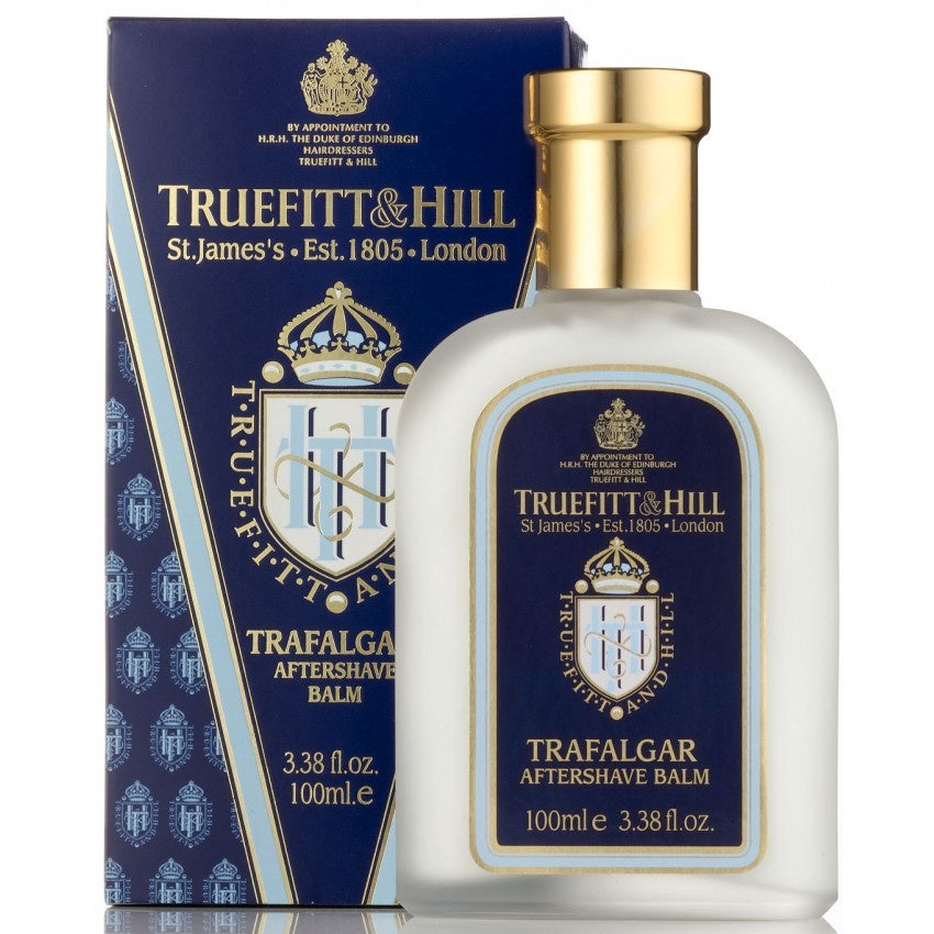 TRUEFITT 100ML TRAFALGAR AFTERSHAVE BALM