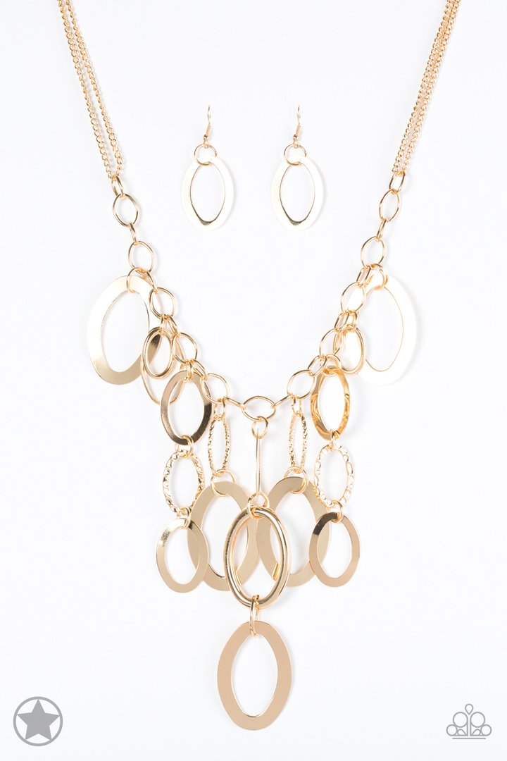 A Golden Spell Gold Necklace