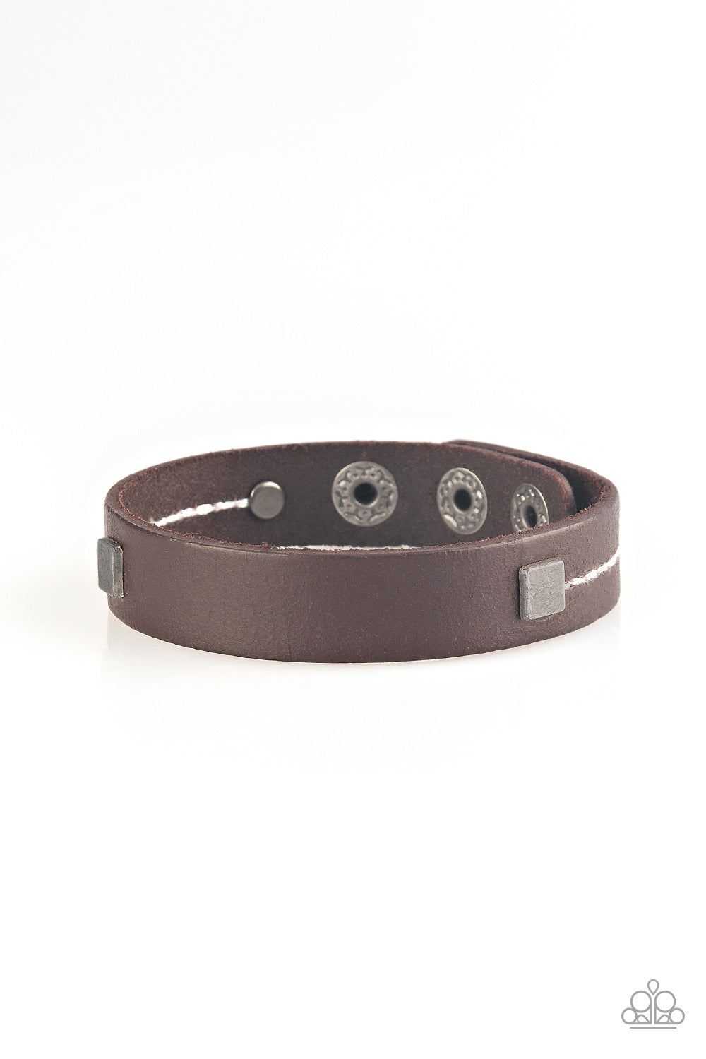 Totally Trailblazing Brown Urban Bracelet