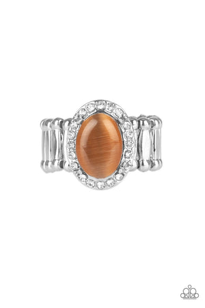 Laguna Luxury Brown Ring