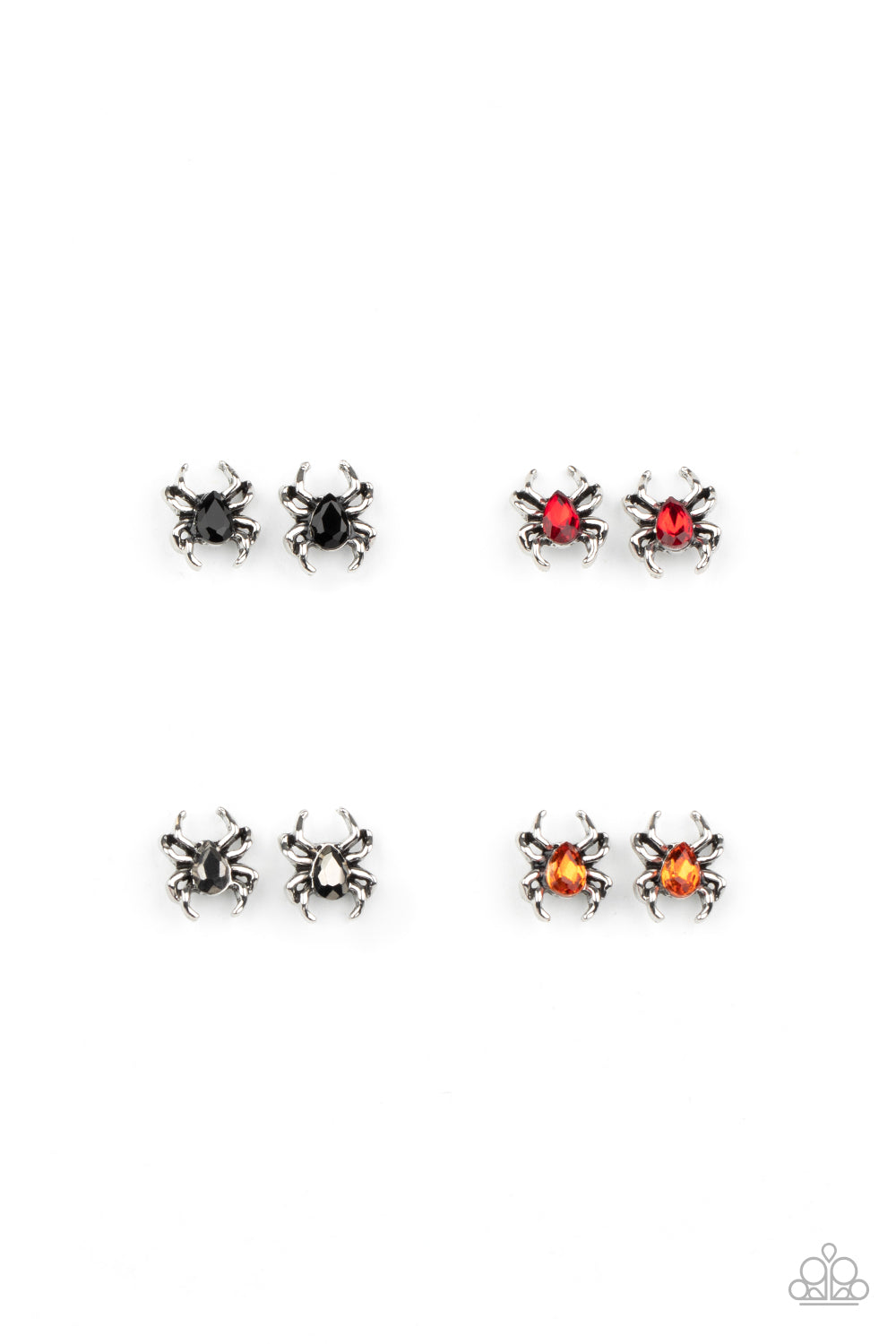 Starlet Shimmer Spider Earrings