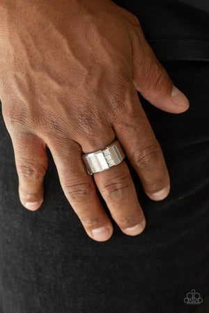 The Graduate Men Silver Ring