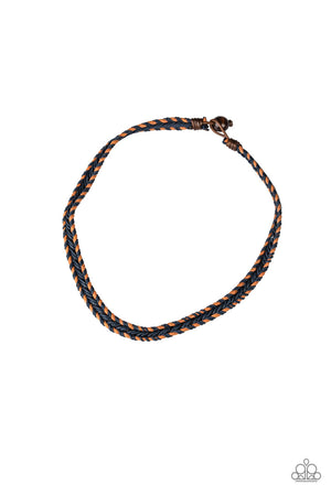 The Grand CANYONER Blue Urban Necklace