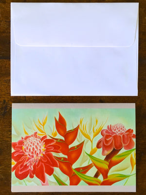 JOY OF LIFE Greeting Card