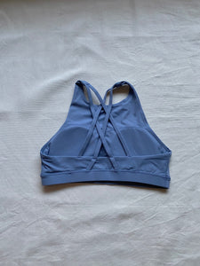 The Wave Sports Bra - Periwinkle