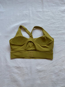 The Serena Sports Bra - Avocado