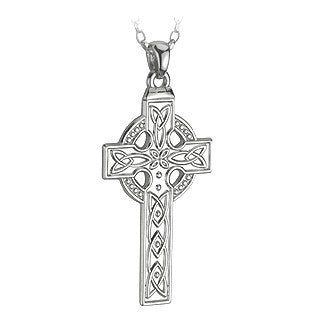Celtic Cross Pendant | Celtic Jewelry | Emerald Isle Jewelry