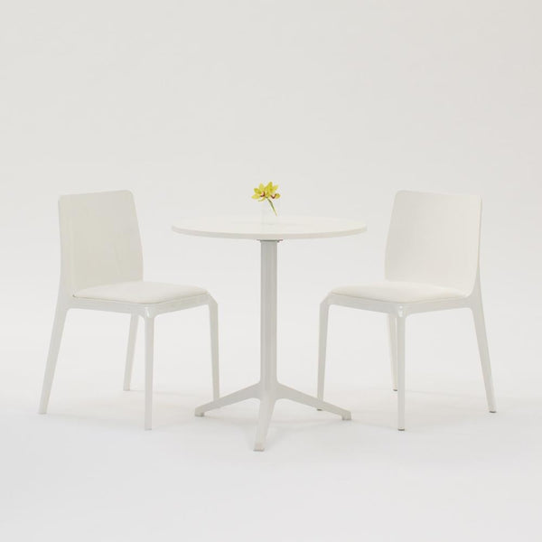 cafe table with 2 chairs