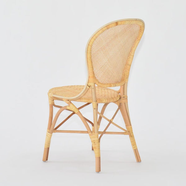 cassis chair rear view