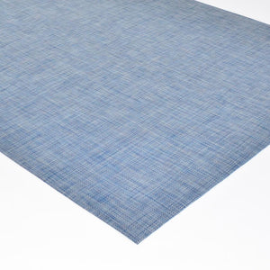 chilewich denim floor mat