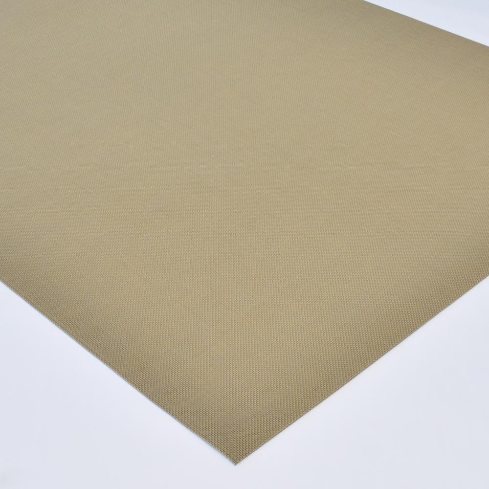 chilewich new gold floor mat
