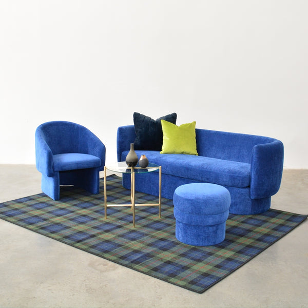 sigrid stool with sven chair and soren sofa