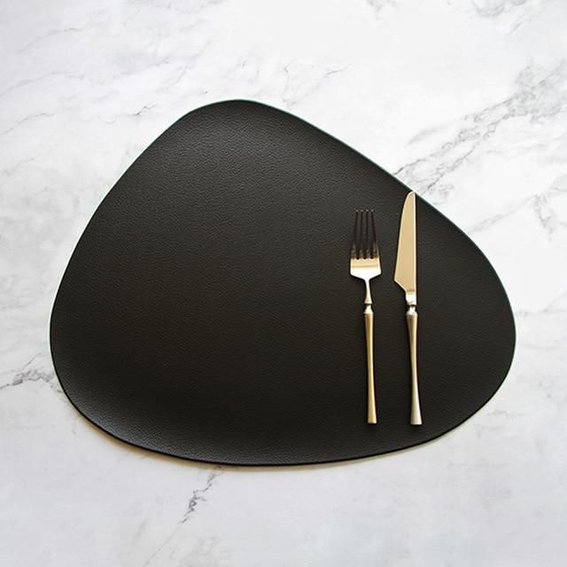 The Jetson Vegan Leather Placemats