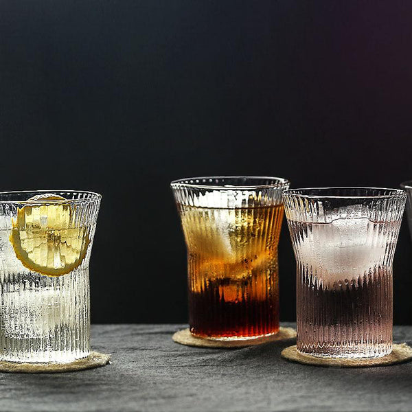 The Geo Gatsby Glass Set of 4