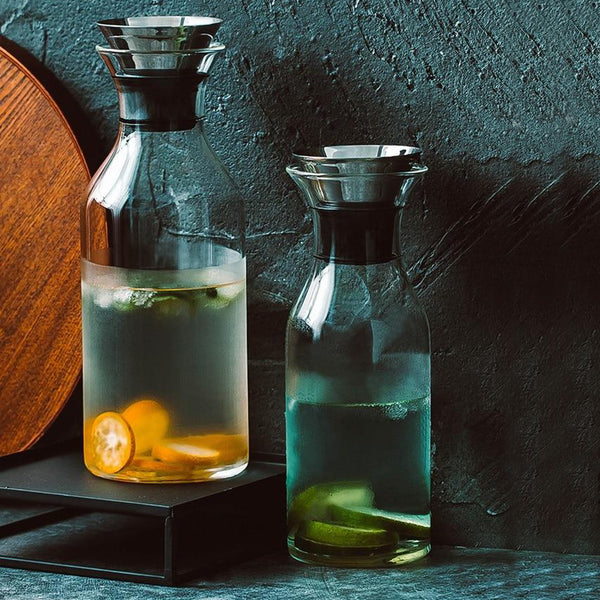 The Phoebe Glass Carafe
