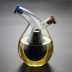 The Henley Handblown Oil & Vinegar Cruet