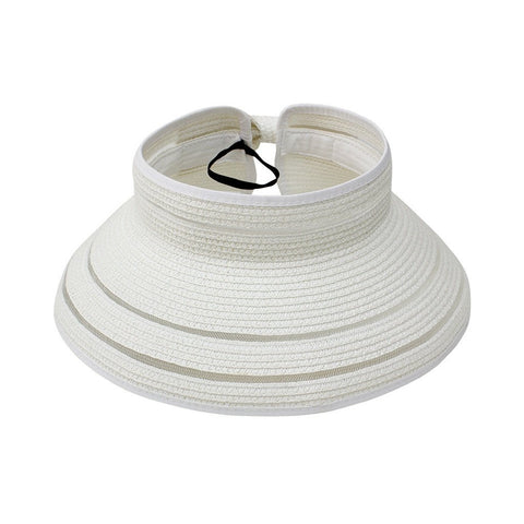 Ventilating Mesh Roll Up Packable Hat