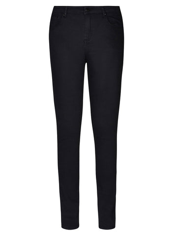 Power Stretch Skinny Black Jeans