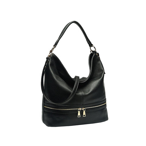 Francine Hobo In Black