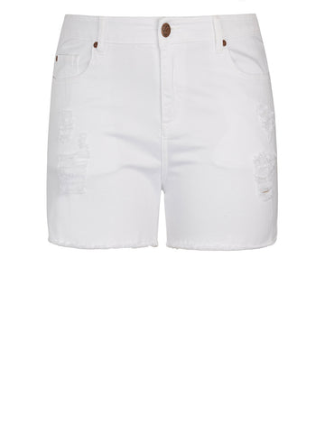 White Out Short Short