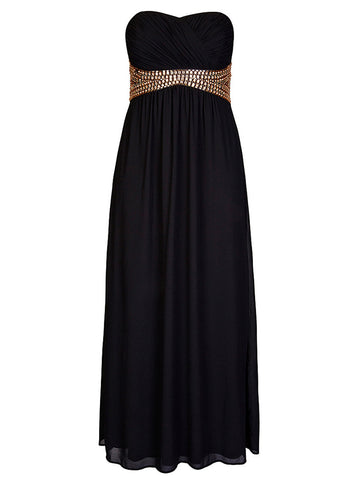 Bejewelled Belle Evening Gown
