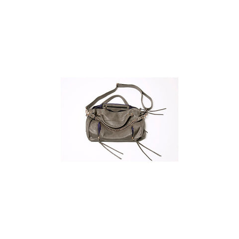 Jackie Satchel In Gray