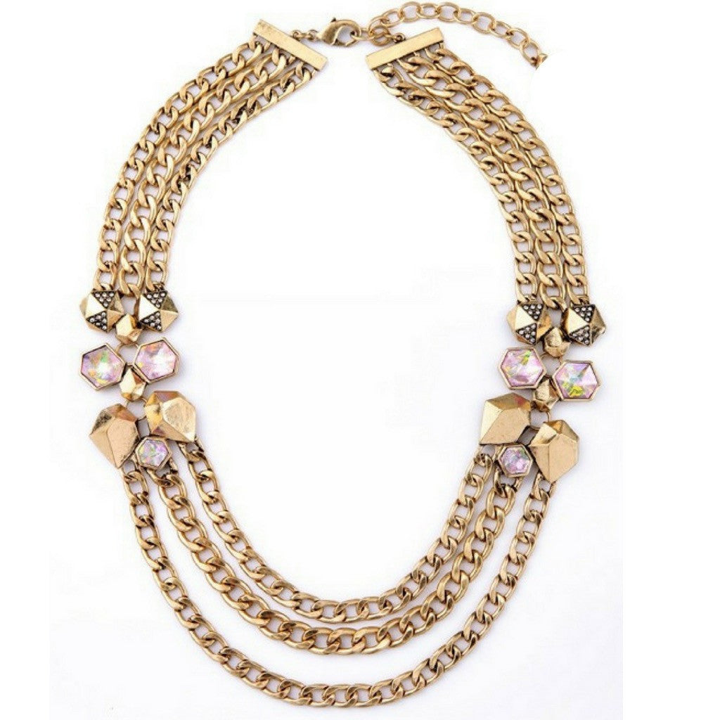 Issabella Collar Necklace
