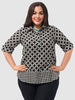 Lattice Tunic