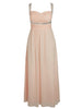 Beaded Innocence Maxi Dress