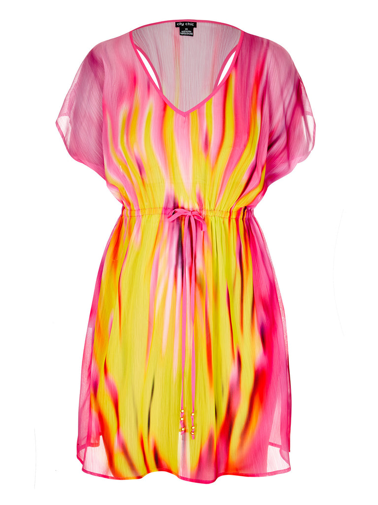 New! - Rainbow Kaftan