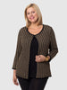 Jewel Neck Novelty Cardigan