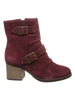 Amethyst Boot In Wine