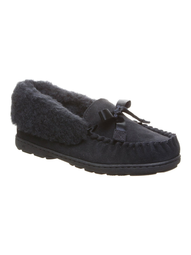 Indio Slipper In Navy
