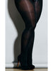 80 Denier Black Opaque Tights