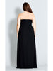 Contrast Camilla Evening Gown