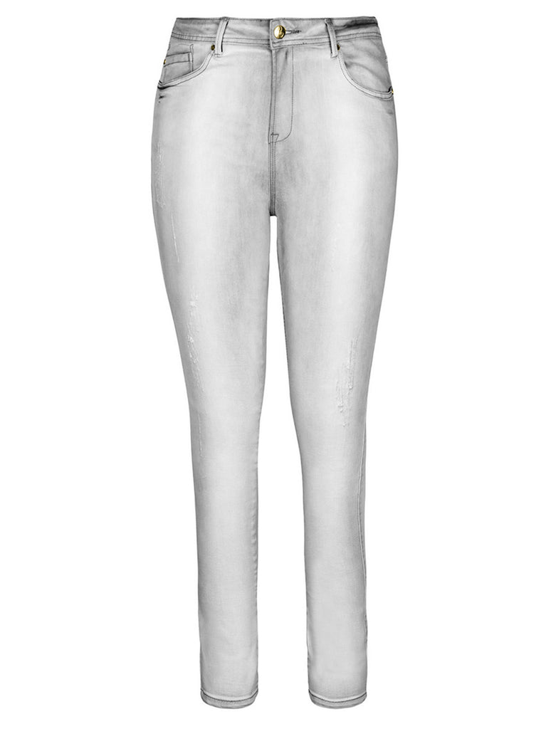 Hazy Days Apple Skinny Jean