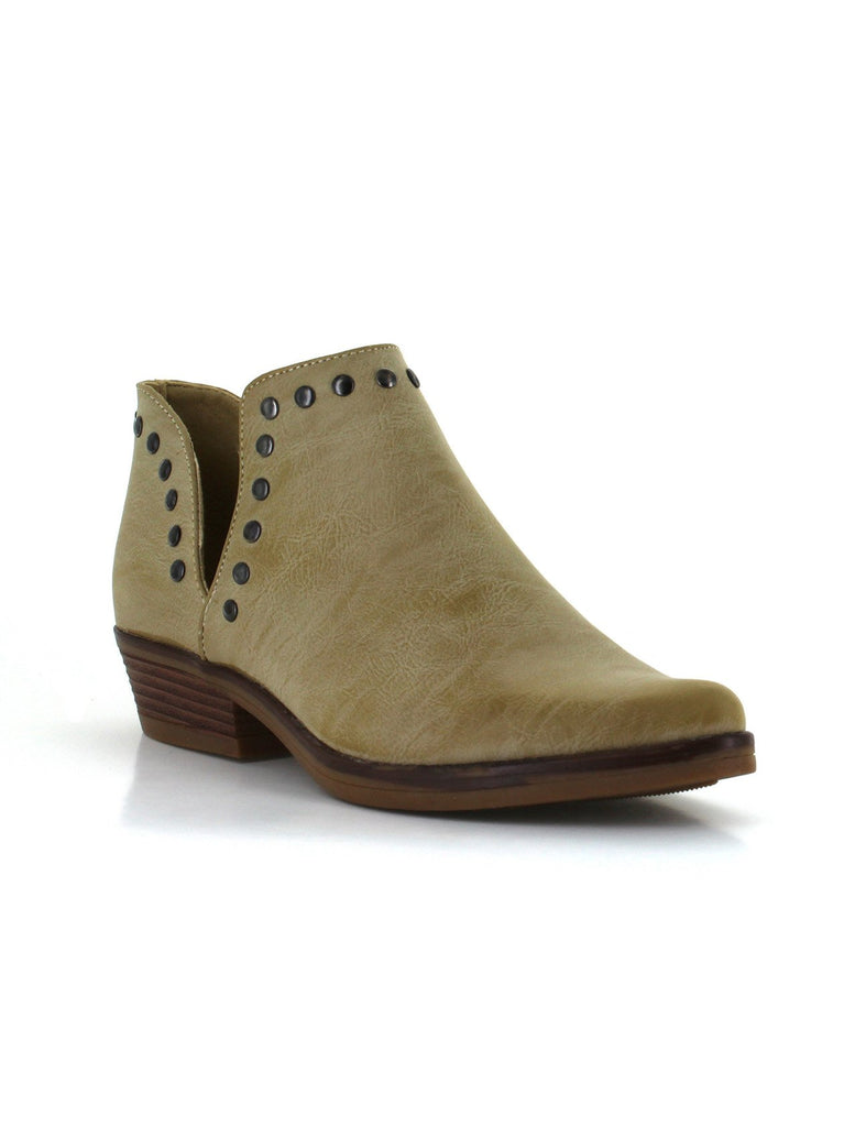 Antonio Bootie In Tan
