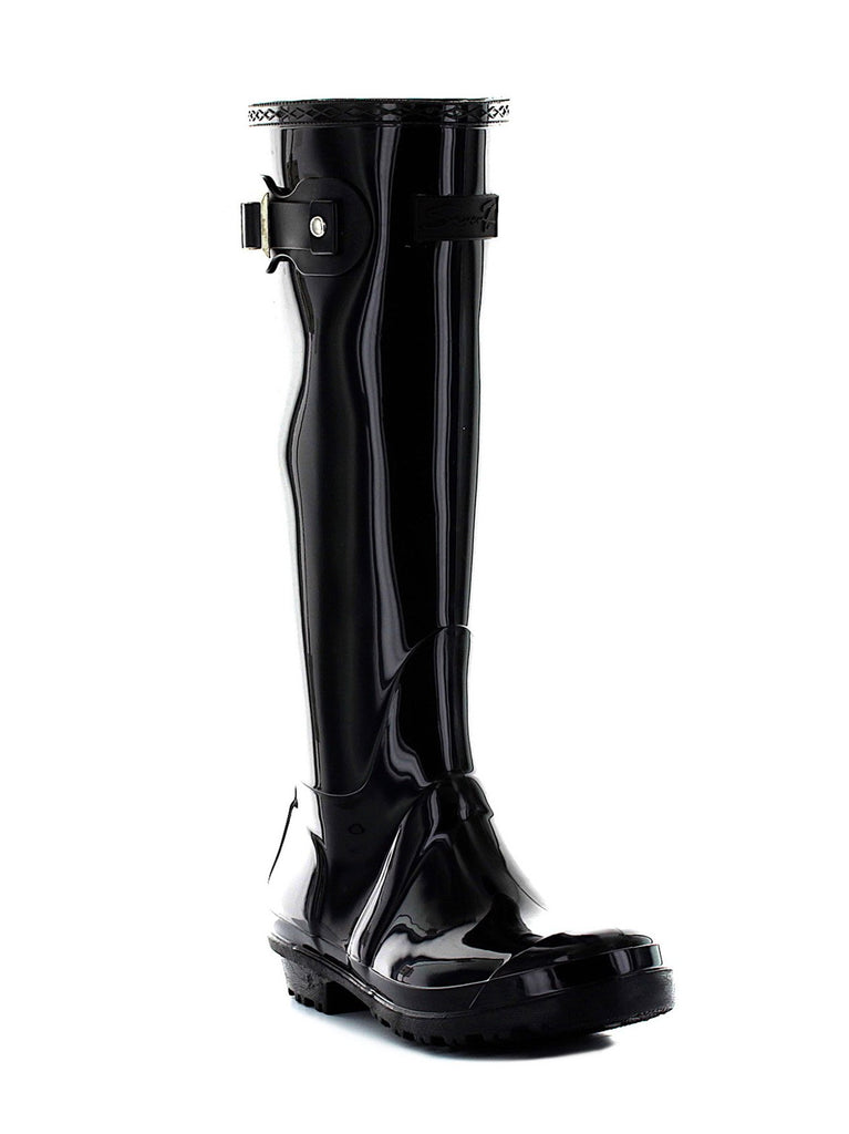 British Girl Rain Boot In Black