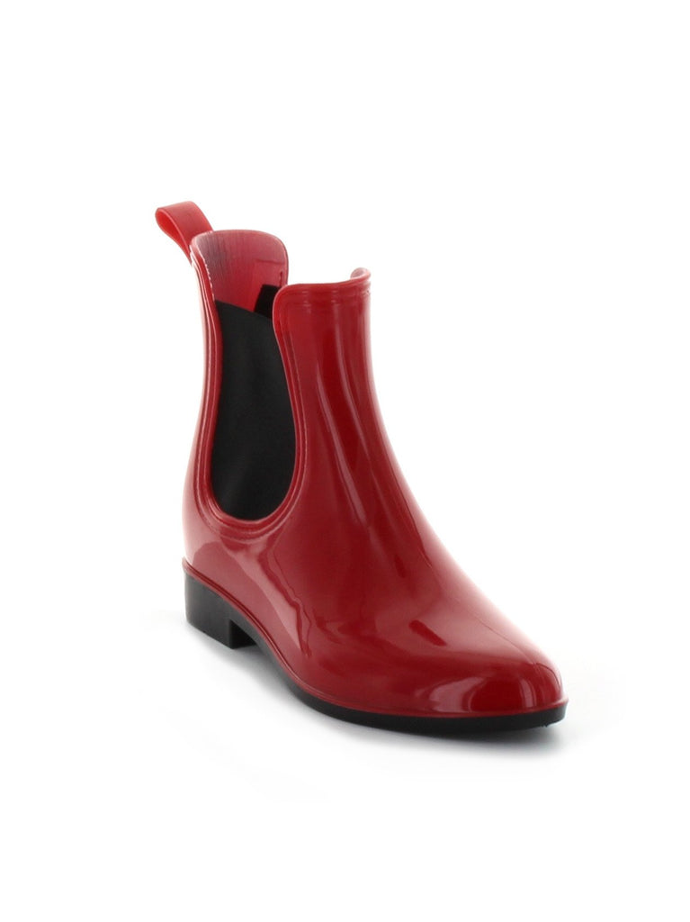 Dover Bootie In Red