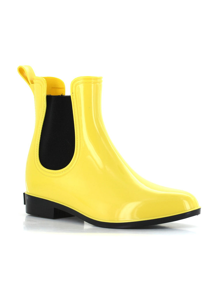 Dover Bootie In Yellow