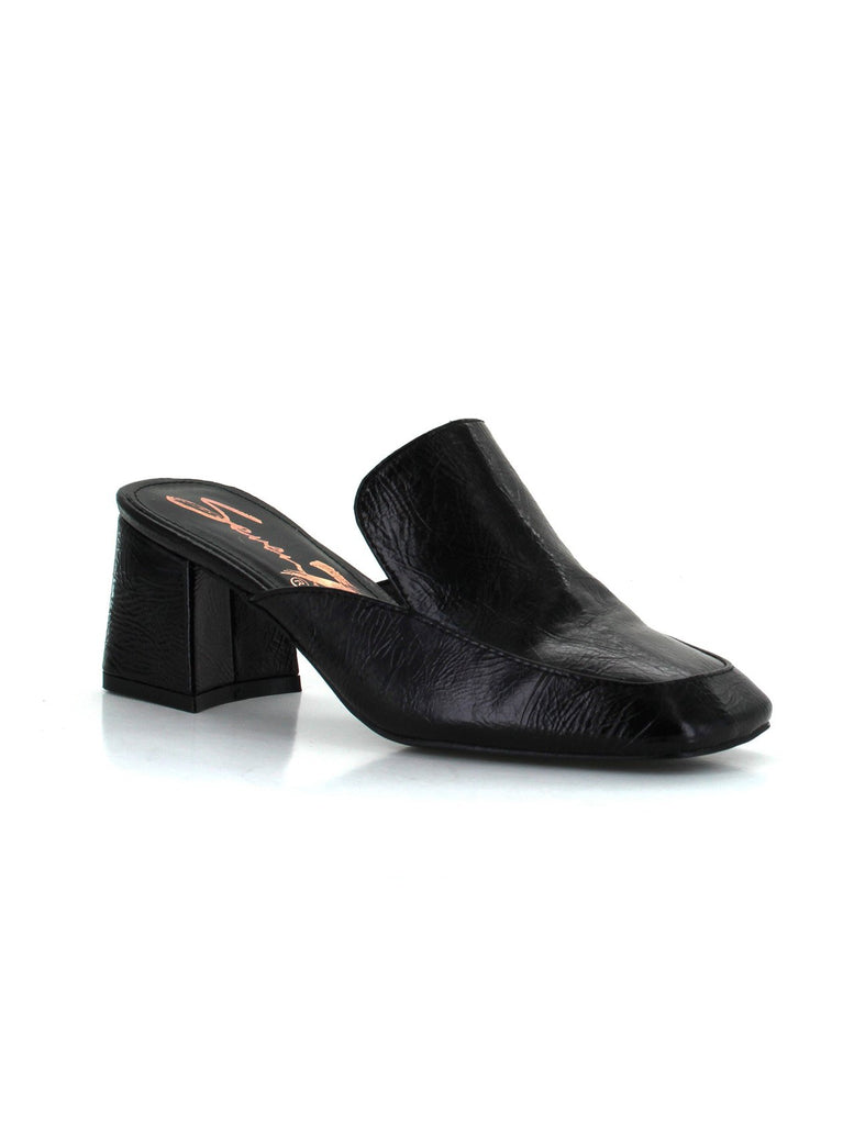 Meghan Mule In Black